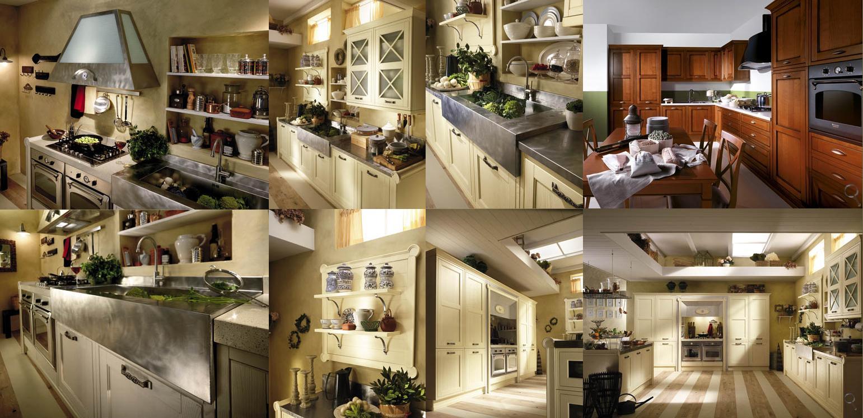 Decoration cuisine campagnarde avec des for Photos cuisine campagnarde