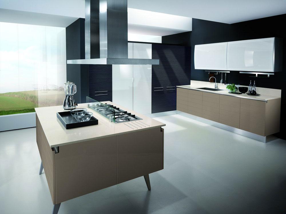 Cuisine en polymere 25 photo de cuisine moderne design for Photo de cuisine moderne