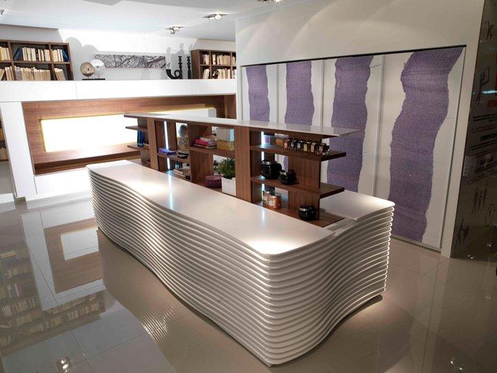 Cuisine futuriste 2 - Photo de cuisine moderne design contemporaine ...