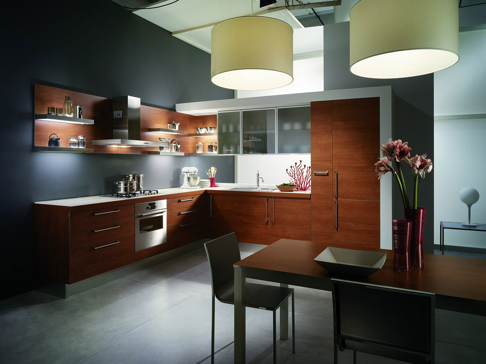 cuisine pas cher 37 photo de cuisine moderne design contemporaine luxe. Black Bedroom Furniture Sets. Home Design Ideas