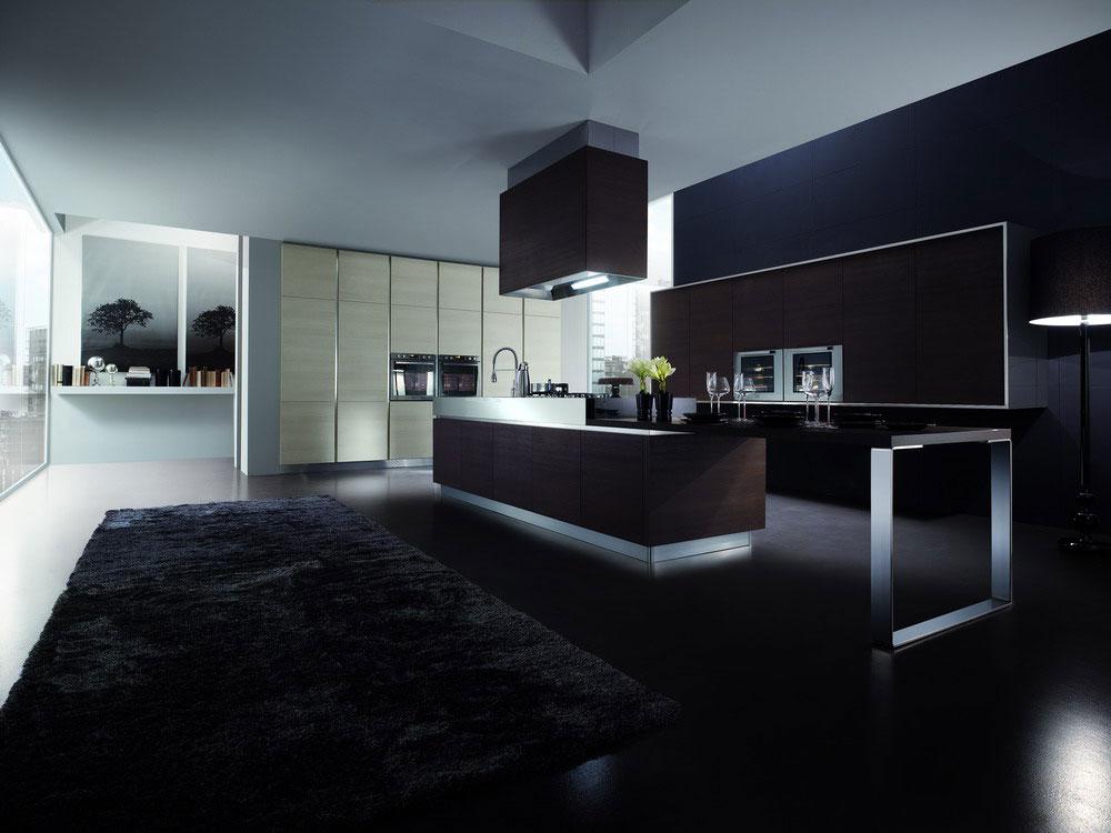 Cuisine pas cher 42 photo de cuisine moderne design contemporaine luxe - Decoration cuisine pas cher ...