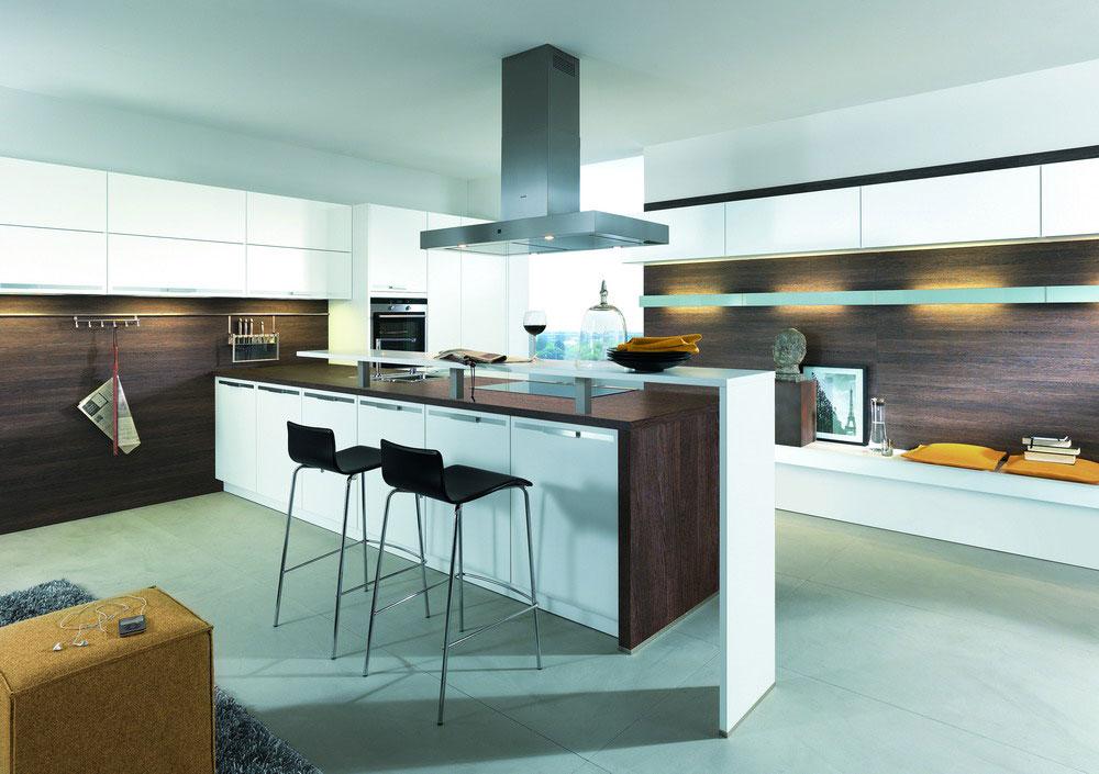 cuisine sans poignees 20 photo de cuisine moderne design. Black Bedroom Furniture Sets. Home Design Ideas