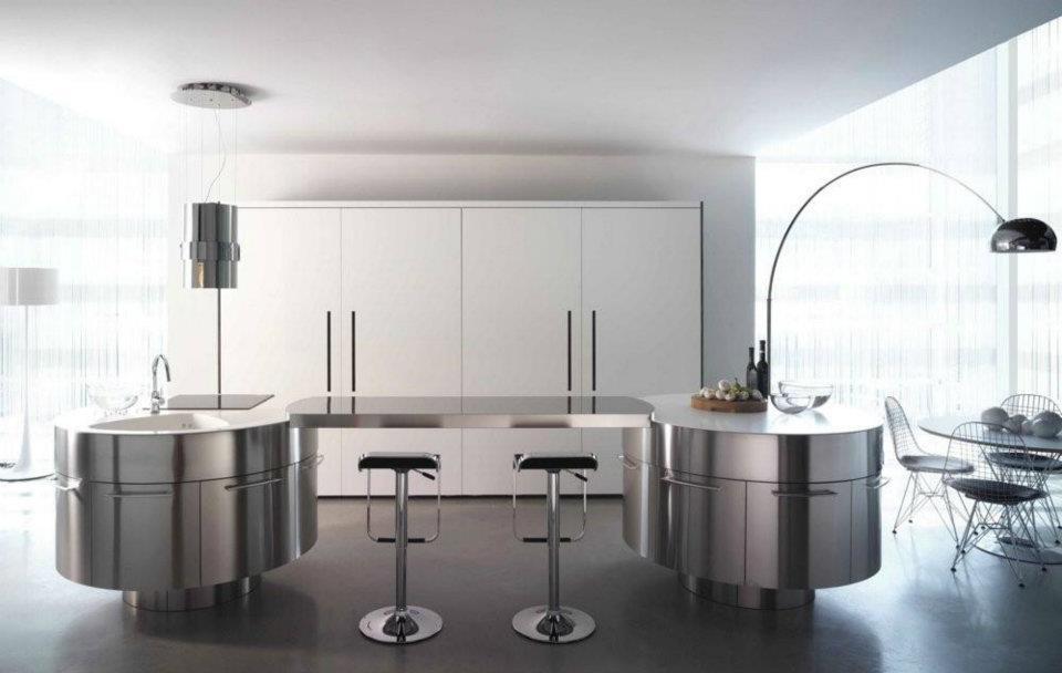 Cuisine ultra design 5 photo de cuisine moderne design for Cuisine ultra moderne