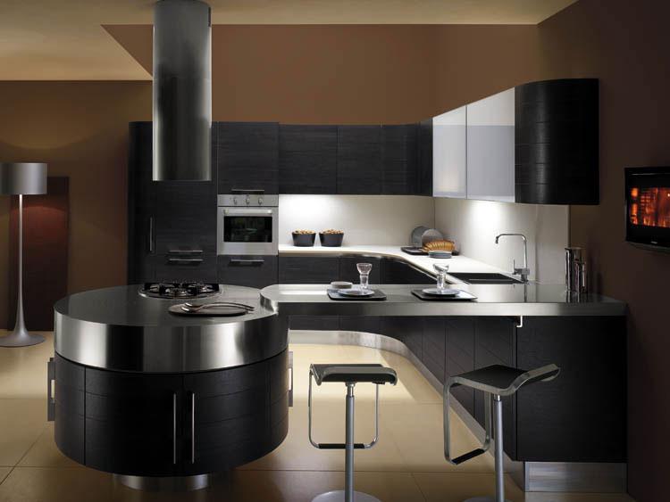 Cuisine 16 photo de cuisine moderne design contemporaine for Cuisine de luxe design